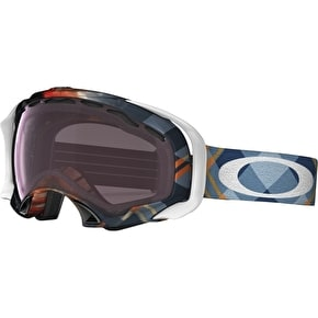 Oakley Splice Eero E Urban Camper Snow Goggles - Orange Prizm Rose
