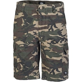Dickies New York Shorts - Camo