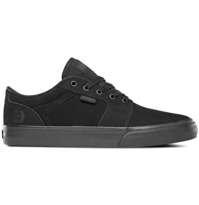 Etnies Barge LS Shoes - Black/Black