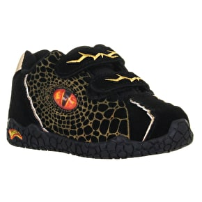 Dinosoles 3D X10 Double Eye Low Top Shoes