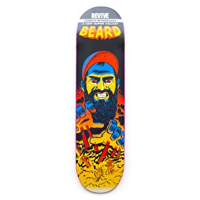 ReVive The Beard Skateboard Deck