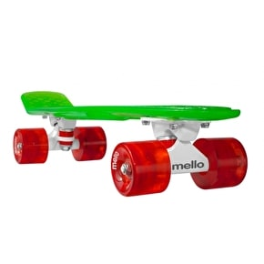 Mello Complete LED Skateboard - Watermelon 22