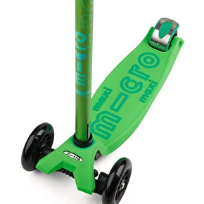 Maxi Micro Deluxe Complete Scooter - Green