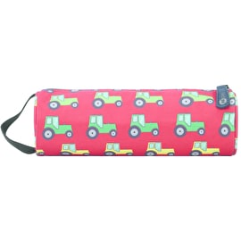 Mi-Pac Tractors Pencil Case - Red