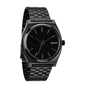 Nixon Time Teller Watch - All Black