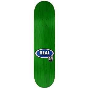 Real Low Pro Chima Facet Skateboard Deck - 8.06
