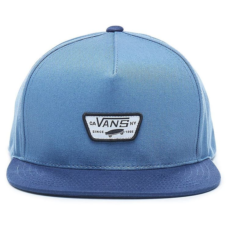 Vans Mini Full Patch Snapback Cap - Blue