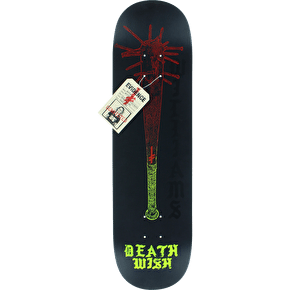 Deathwish Deadly Intent Skateboard Deck - Williams 8.25