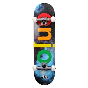 Enjoi Spectrum First Push Kids Complete Skateboard - Space 7.375