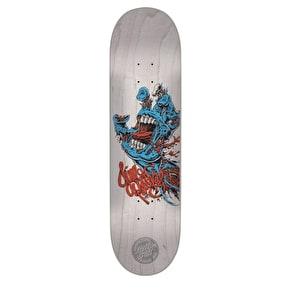 Santa Cruz Taylor Hand Team Skateboard Deck - 8.5