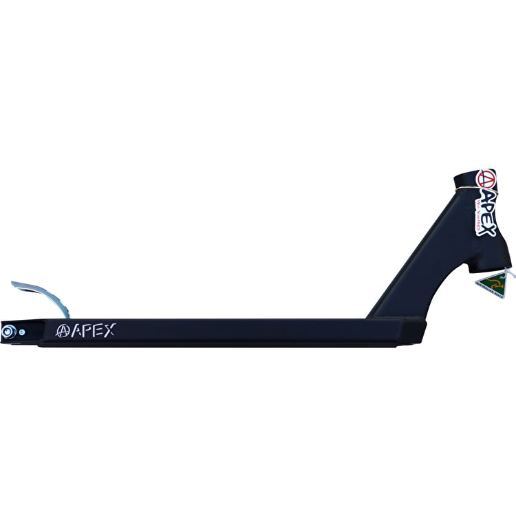 Apex Pro Black Scooter Deck - 550mm