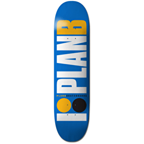 Plan B Mini Skateboard Deck - Team OG Mini 7.625