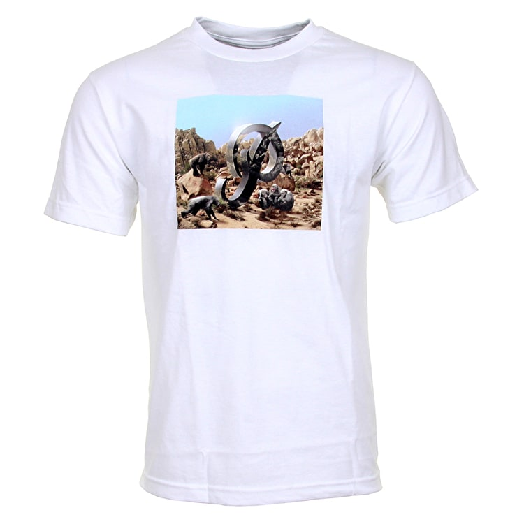 Primitive Apes T-Shirt - White