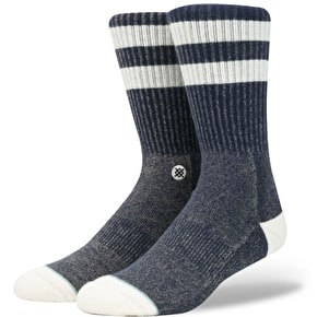 Stance Salty Socks - Navy
