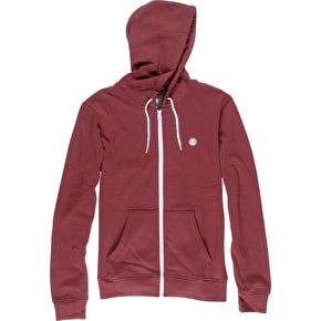 Element Zip Hoodie - Nova - Wine