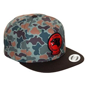 Element Kinda Cap - Jungle Camo