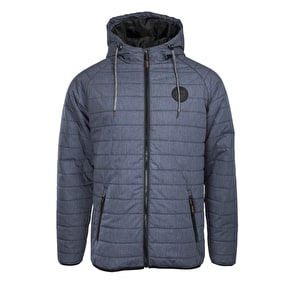 Santa Cruz SCS Steamer Jacket - Carbon Melange
