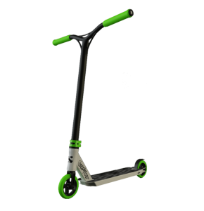 Sacrifice Flyte 115 Series Complete Scooter - White/Green/Black