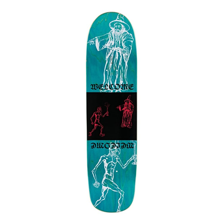 Welcome Pazuzu On Son Of Planchette Skateboard Deck 8.38""