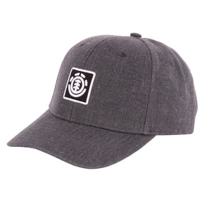 Element Treelogo Cap - Charcoal Heather