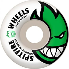 Spitfire Bighead Classic 99D Skateboard Wheels (Pack of 4)