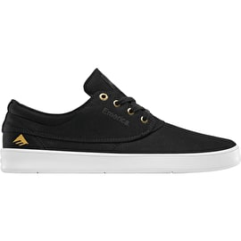 Emerica Emery Skate Shoes - Black/White