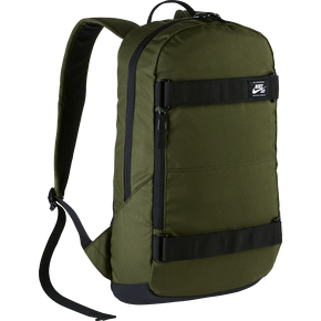 Nike SB Courthouse Backpack - Legion Green/Black