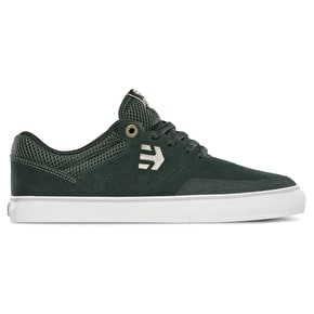 Etnies Marana Vulc Shoes - Dark Green
