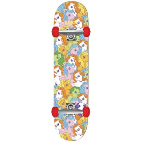 Enjoi My Little Pony Complete Skateboard - Multi 7.625