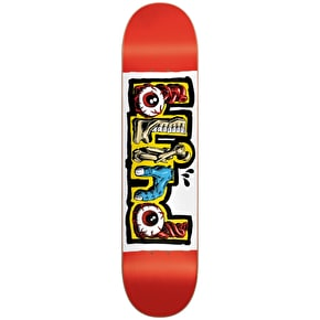 Blind Slime RHM Skateboard Deck - Red 8.375