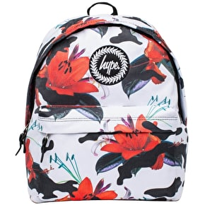 Hype Camo Floral Backpack