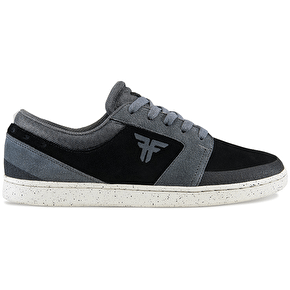 Fallen Torch Skate Shoes - Ash Grey/Flat Black