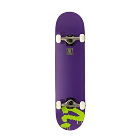 Enuff 2014 Logo Mini Complete Skateboard - Purple