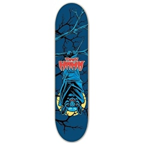 Birdhouse Skateboard Deck - Bat Hawk 8.25