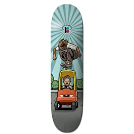 Plan B ProSpec Sheffey Ollie Skateboard Deck