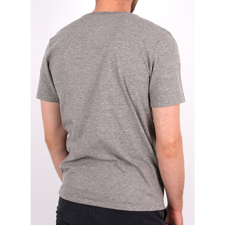 Hurley Staple T shirt - Dark Grey Heather