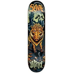 Blind Golden Boar R7 Skateboard Deck - Sewa 8.25