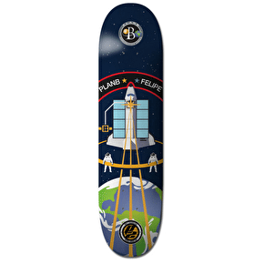 Plan B Skateboard Deck - Exploration Felipe 8.125