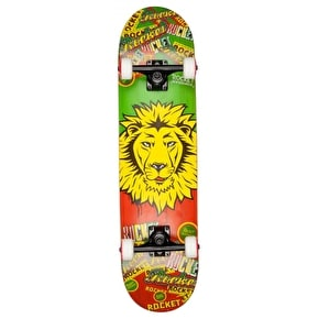Rocket Music Series Complete Skateboard - Reggae