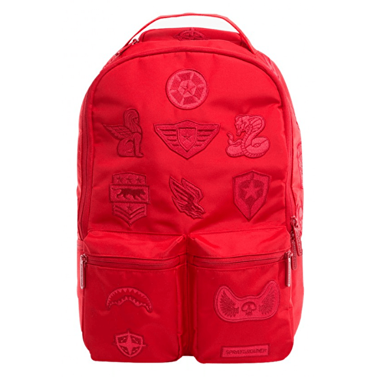 Sprayground Game Red Army Backpack