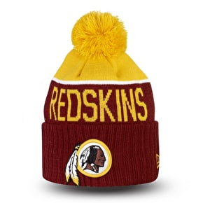 New Era NFL Sportknit Beanie- Washington RedSkins