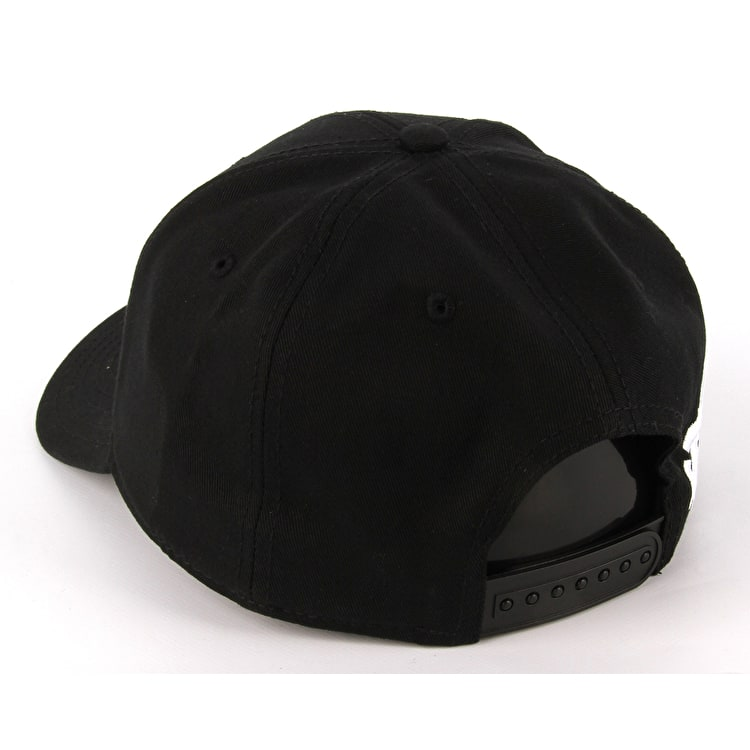 Nitro Circus Clean Up Jittery 6 Panel Dad Cap - Black