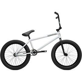 Kink 2019 Downside Complete BMX - Matte Electric Silver