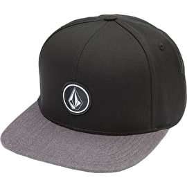 Volcom Quarter Twill Cap - Charcoal