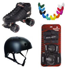 Roller Derby Starter Package- Riedell R3 Basic