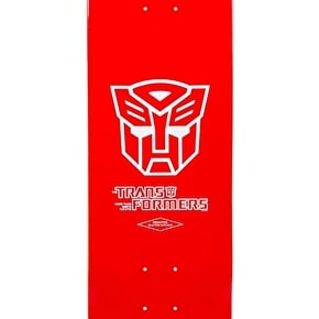 Primitive x Transformers Rodriguex Optimus Skateboard Deck 7.8