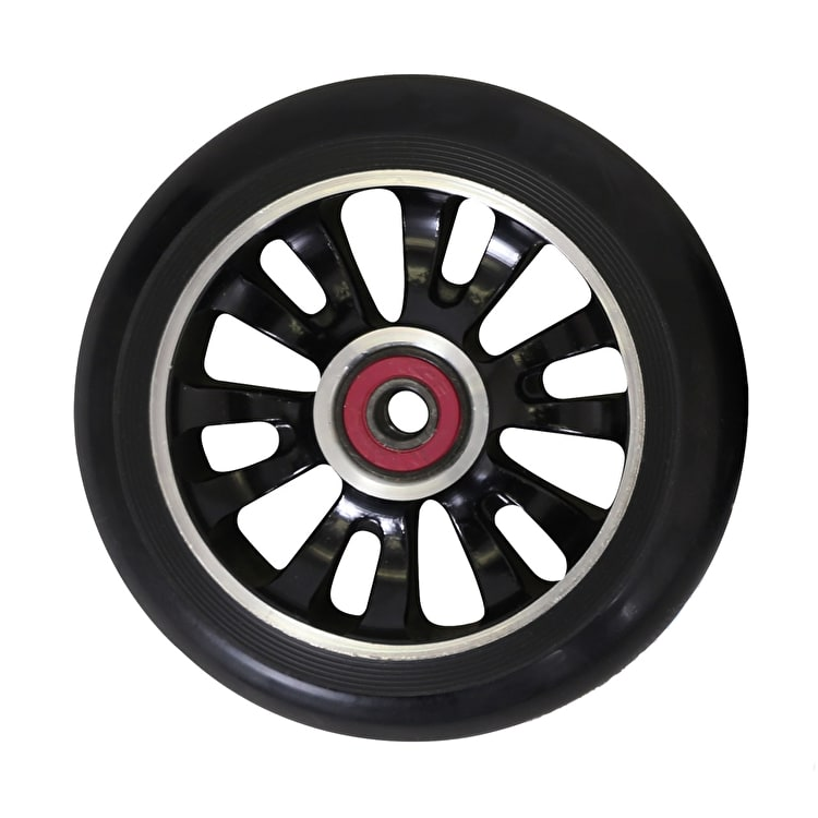 "MGP ""Vicious"" Scooter Wheel - Black/Black 110mm"