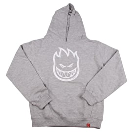Spitfire Bighead Kids Hoodie - Grey Heather