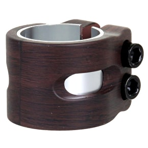 Blunt OTR Double Collar Clamp - Wood