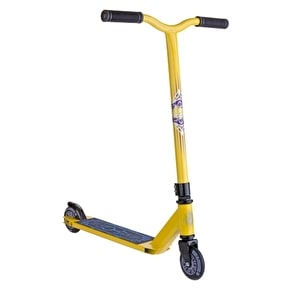 Grit Atom 2016 Complete Scooter - Yellow